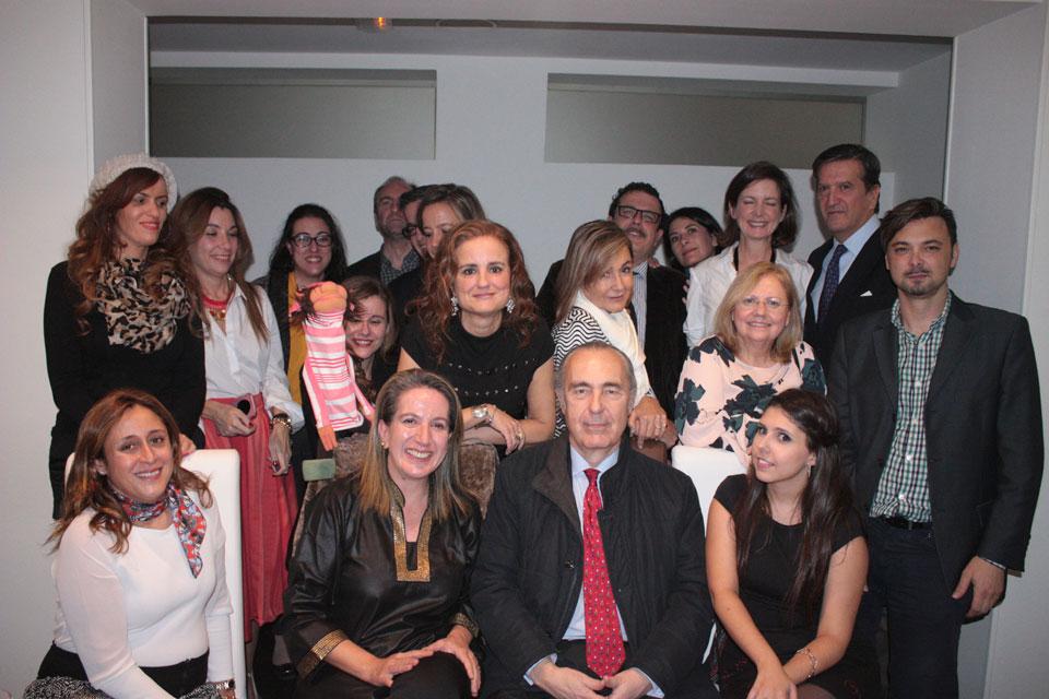 Encuentro con Luis Alberto de Cuenca