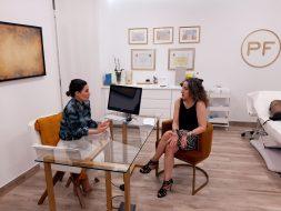 Dra. Pilar de Frutos y Ana Zuazo